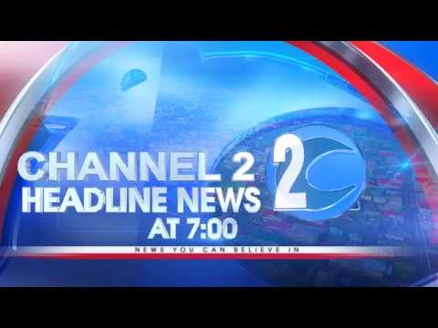 GUYANA TRUSTED TELEVISION HEADLINE NEWS 25TH APRIL 2018