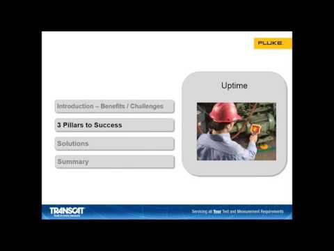 Simple Steps to Improve your Maintenance program with Fluke