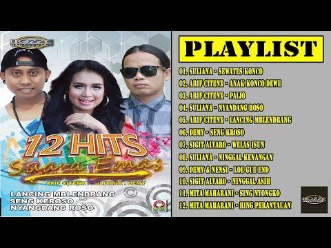 Full Album 12 Hits Suara Emas - Bozze Management