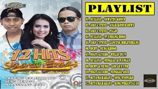 Full Album 12 Hits Suara Emas - Bozze Management