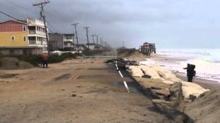Kitty Hawk Beach Report - 10/5/15 - Outer Banks This Week Video Update