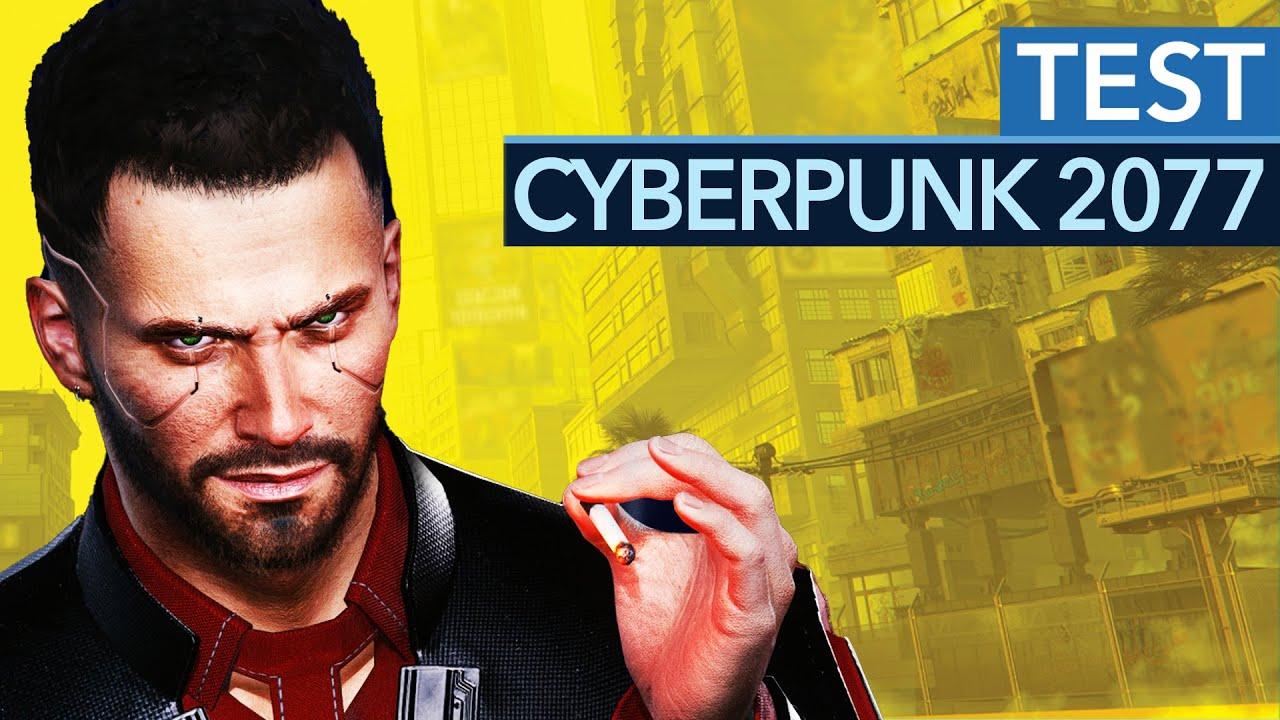 Cyberpunk 2077 im Test (ohne Spoiler!)