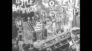 LITTLE BASTARDS:total control (1996.crust/hardcore punk japan)