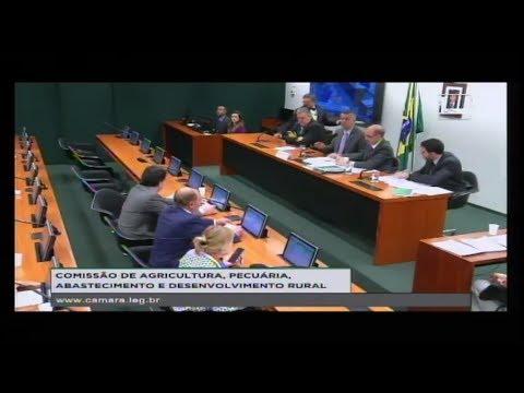 AGRICULTURA, PECUÁRIA, ABASTECIMENTO DESENV. RURAL - Reunião Deliberativa - 18/04/2018 - 10:33