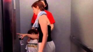 Sex and the City---Season 2---Miranda at the gym
