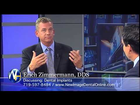 Dental Implants, Colorado Springs, CO Dentist Erich Zimmerman