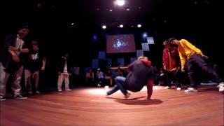1/2 final 3vs3 RUDE: Kulture 2 Soul vs Underdogz