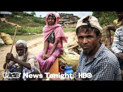 Rohingya Refugees Are Receiving Official Identities For The First Time (HBO)