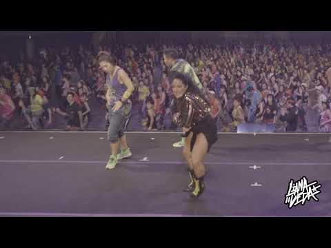 "Official Zumba® Choreography- ""Los Dueños"" By Liana Veda Ft. Macero"