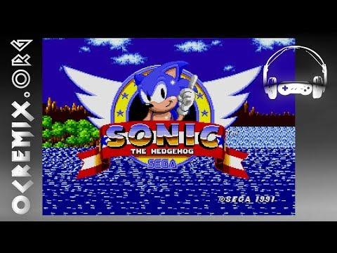 "Sonic the Hedgehog OC ReMix by Leandro Abreu...: ""Springtime Smoothness"" [Spring Yard Zone] (#3676)"