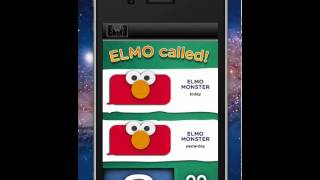 Elmo Calls app demo with Toby-Wan & MK