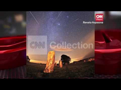 ORIONID METEOR SHOWER OVER THE UK
