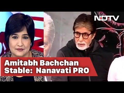 Amitabh Bachchan Stable With Mild Coronavirus Symptoms, Says Hospital