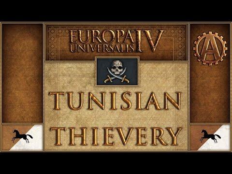 Europa Universalis IV Let's Play Tunisian Thievery 124