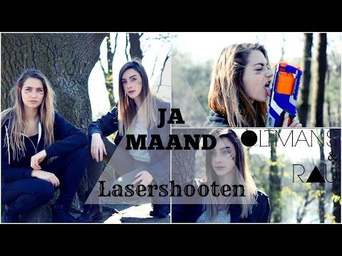 JA! MAAND: LASERSHOOTEN & BOYFRIENDS AANVALLEN🔫😎