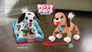 Интерактивная игрушка Peppy Pets Веселая прогулка   IQgra.com.ua Розумні іграшки