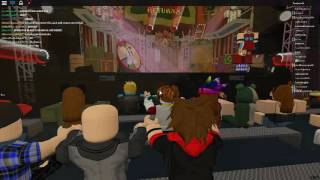 The Carnage Returns-Full Show-Halloween Horror Nights Roblox 2016
