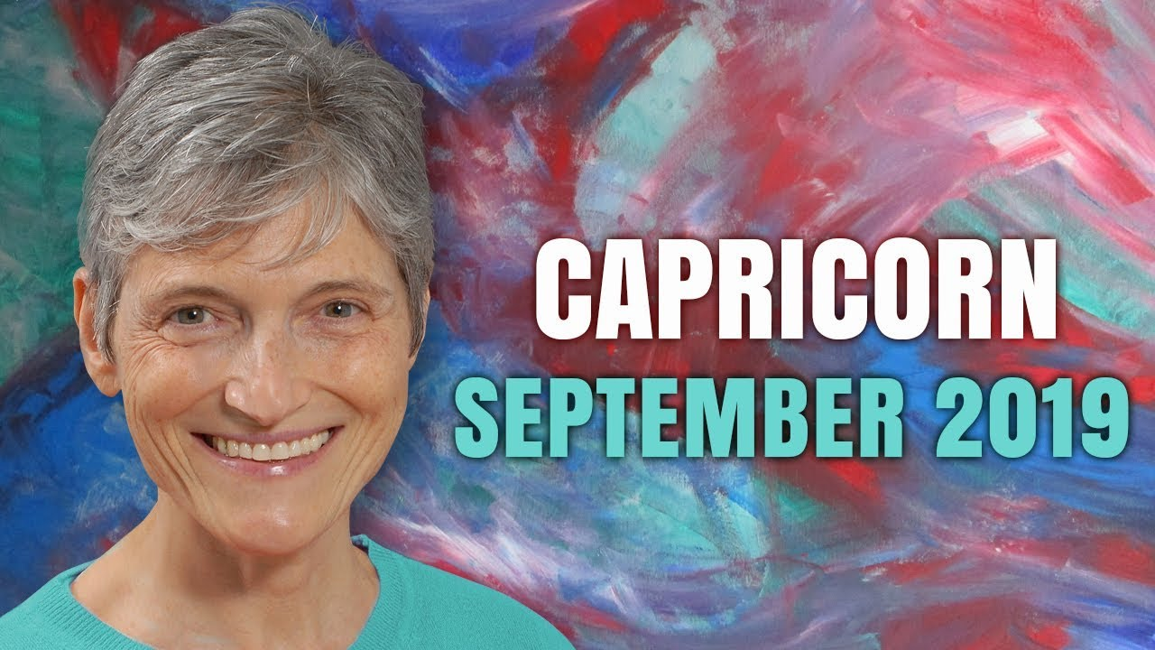 Astrology of Capricorn for today September 9th 12222