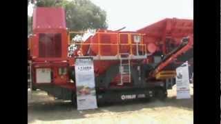Australian Construction Equipment Expo (ACE Expo 2013).
