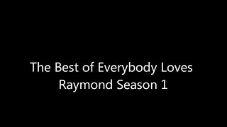 Best of Everybody Loves Raymond [Season 1 Highlights]