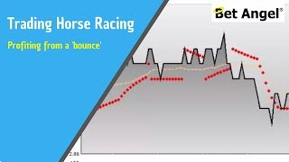 Betfair trading strategies - Profiting from a 'bounce'
