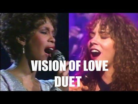 Vision Of Love - Whitney Houston ft Mariah Carey