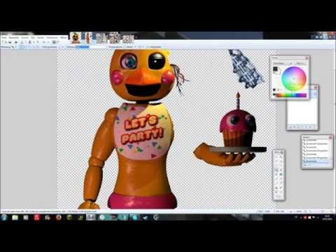 Withered Toy Chica