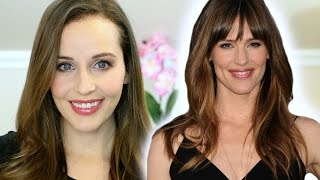 My Celebrity Doppelgänger | Jennifer Garner Makeup Tutorial