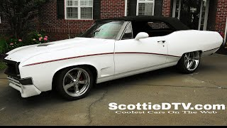 "1968 Buick Skylark Convertible Pro Touring ""The White Whale"""
