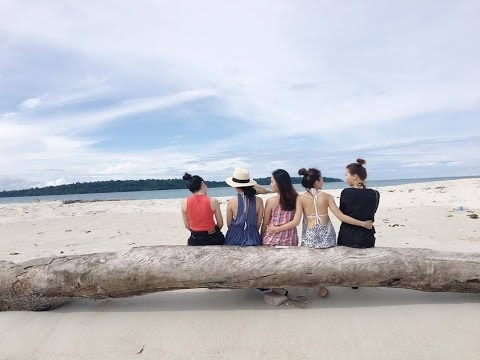 Girls' Five-Day Grad Trip in SABAH, MALAYSIA!|Travel Vlog|馬來西亞沙巴五日畢旅