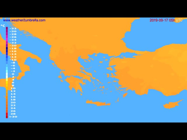 <span class='as_h2'><a href='https://webtv.eklogika.gr/temperature-forecast-greece-modelrun-00h-utc-2019-09-15' target='_blank' title='Temperature forecast Greece // modelrun: 00h UTC 2019-09-15'>Temperature forecast Greece // modelrun: 00h UTC 2019-09-15</a></span>