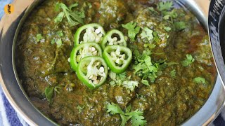 Restaurant Style Palak Gosht Recipe By Food Fusion