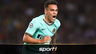 Suárez' Erbe: Zahlt Barca 110 Millionen für Lautaro Martinez? | SPORT1 - TALENT WATCH
