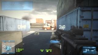 BF3 ZLOEMU Gameplay