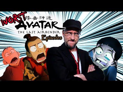 Top 11 WORST Avatar Episodes  - Nostalgia Critic