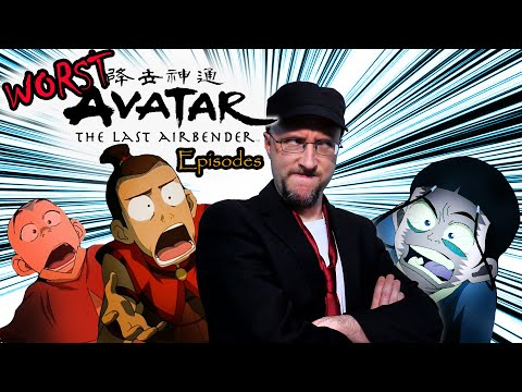 Top 11 WORST Avatar Episodes   Nostalgia Critic