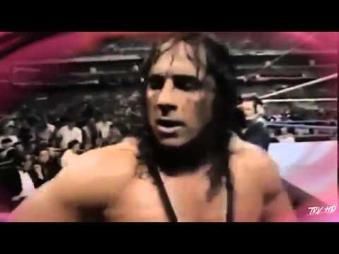 WWE Bret The Hitman Hart Theme Song Titantron 2015