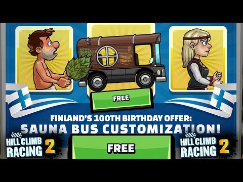 Hill Climb Racing 2 - Free Bundle Go Go Go !!! Share With Your Friends