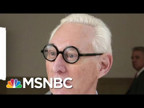Longest-Serving Trump Adviser Roger Stone Found Guilty   The Beat With Ari Melber   MSNBC