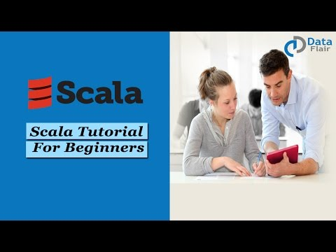 Scala Tutorial for Beginners | Scala Language | Scala Functional Programming | DataFlair