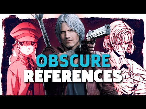 Devil May Cry 5 References and Easter Eggs thumbnail