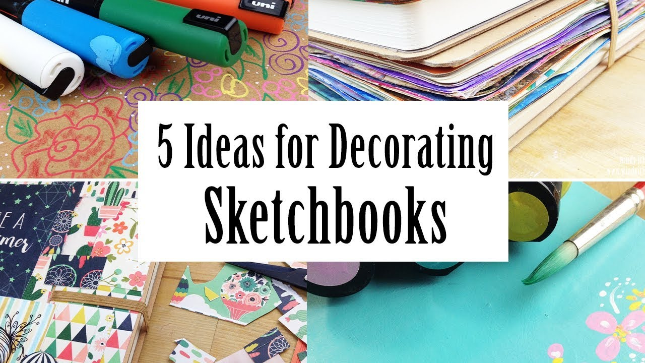 How To Decorate My Art Journal