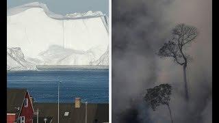 Прямо сейчас мы переживаем резкую смену климата – просто не обращаем внимания