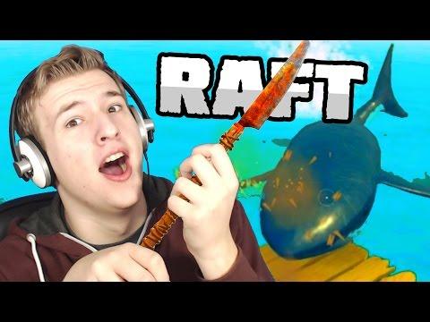 RAFT: MORSKI PAS MI POJEO CIKLU ! !