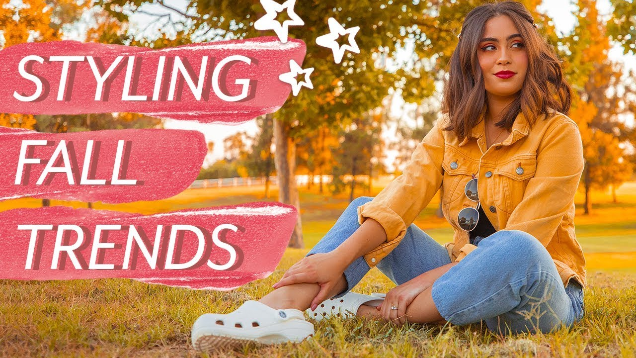 Styling Fall Trends 2019 // wearable fall trend outfit ideas ♡ 6