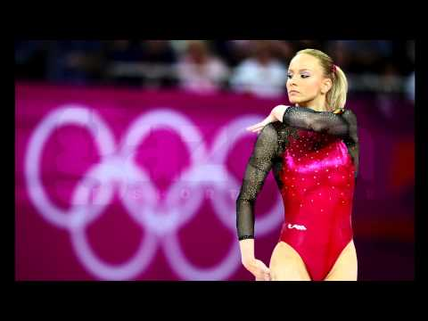 Floor Music Gymnastics #150 - Let it Go/Winter (Cello & Piano)