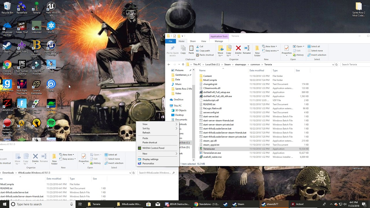 How To Install tmodloader (Terraria Mod Launcher)