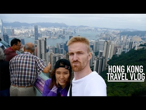 Hong Kong Travel Vlog - November 2016