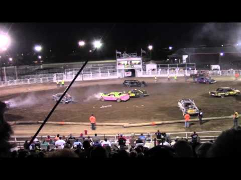 Wyoming State Fair Main Event 2014