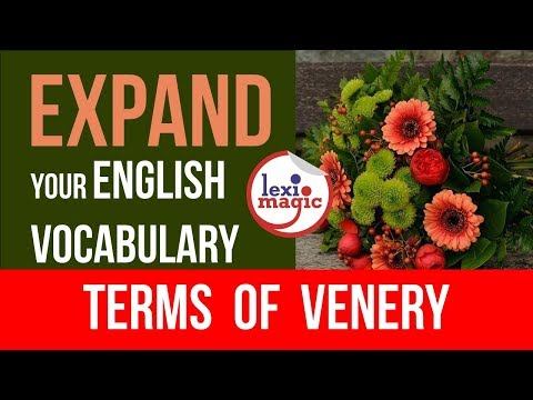 Terms of Venery